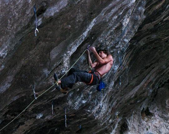 Gorges du Loup   Climbing